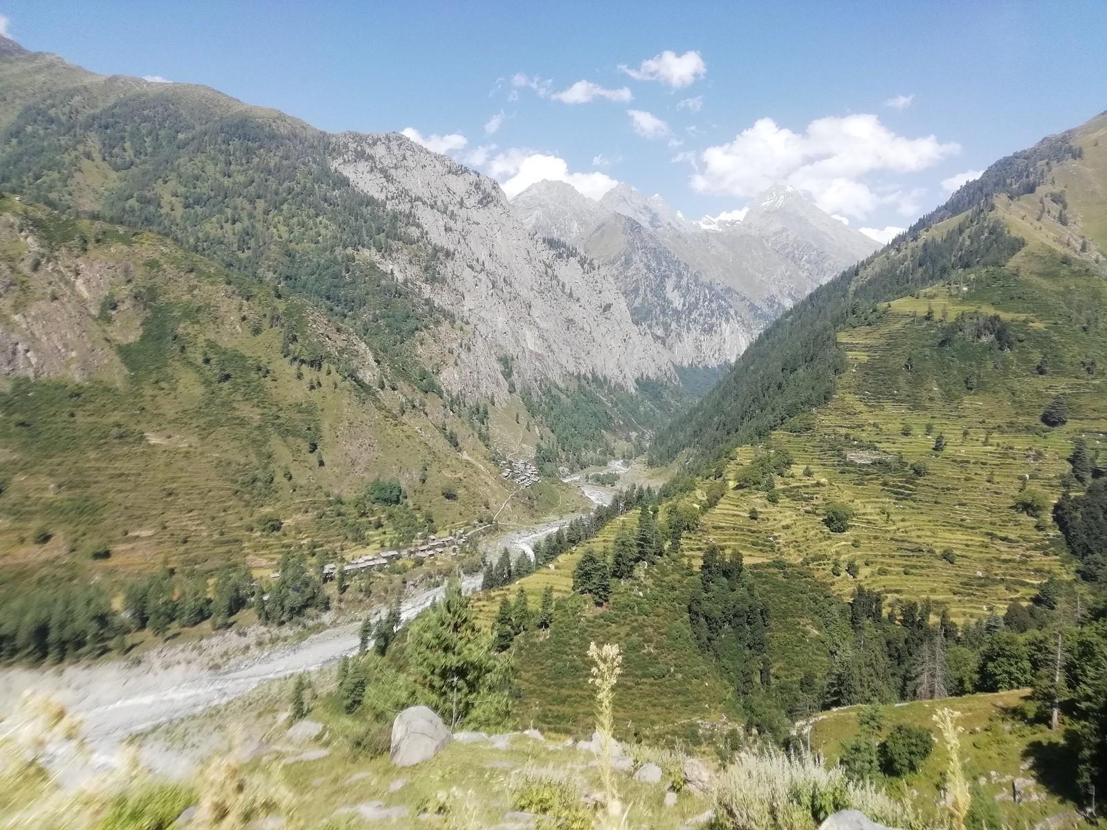 Bara Bhangal Trek - 13 Days