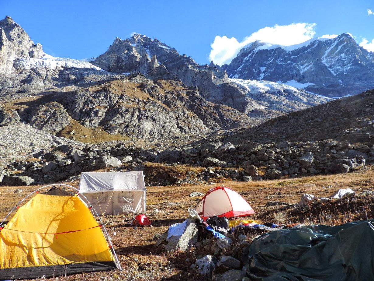 Deo Tibba Base Camp - 5 Days