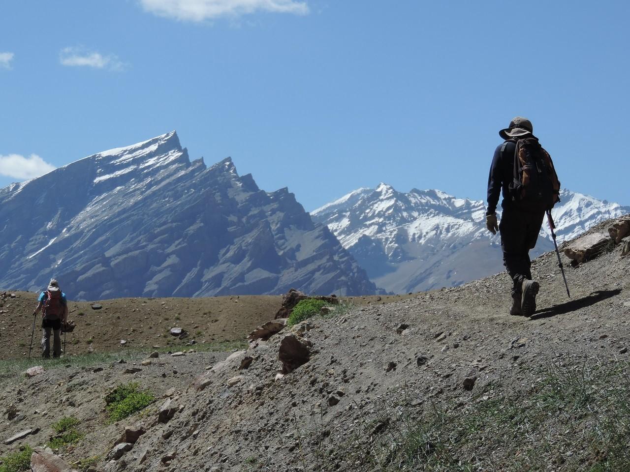 Grande Traversee Du Zanskar - 23 Days