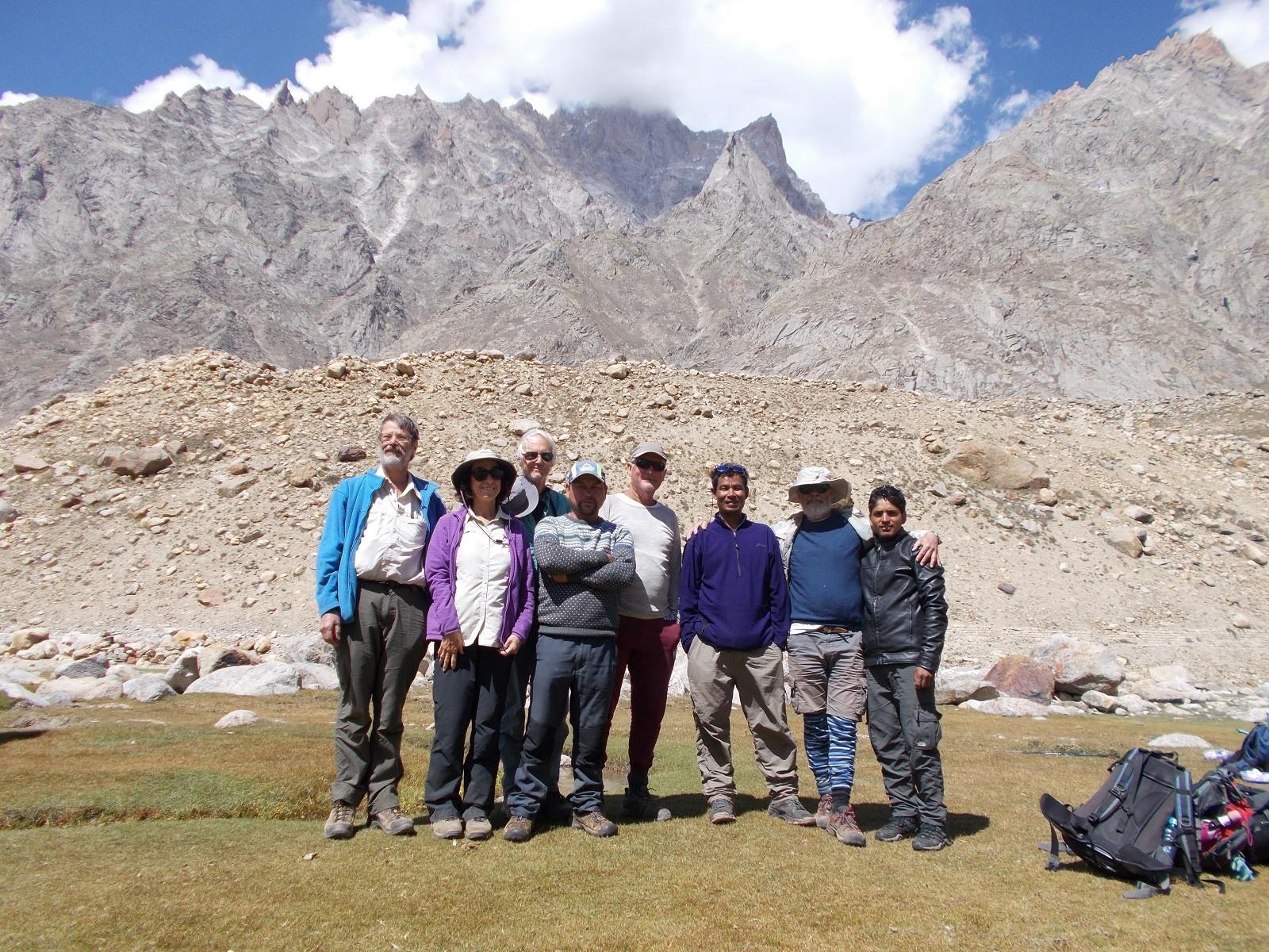 Hamta Pass Trek Chandratal - 7 Days