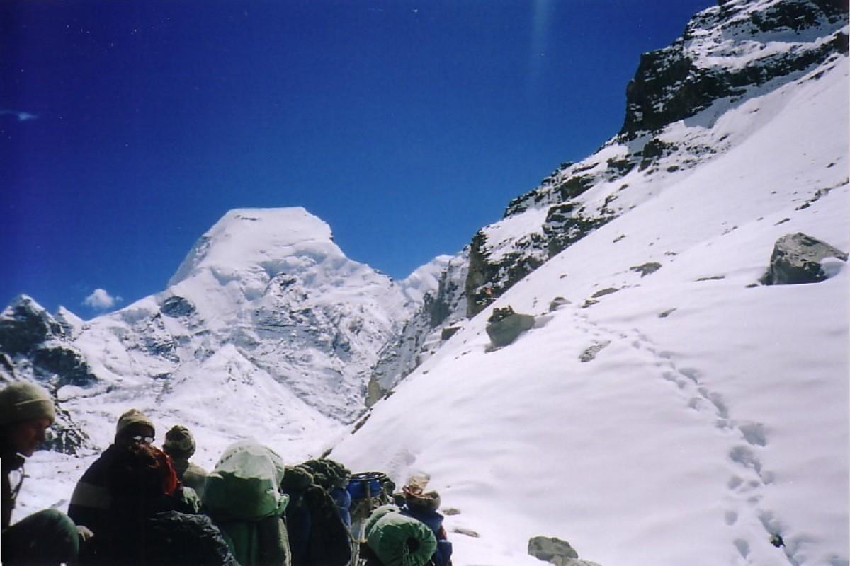 Kalindikhal Trekking Exp. - 18 Days