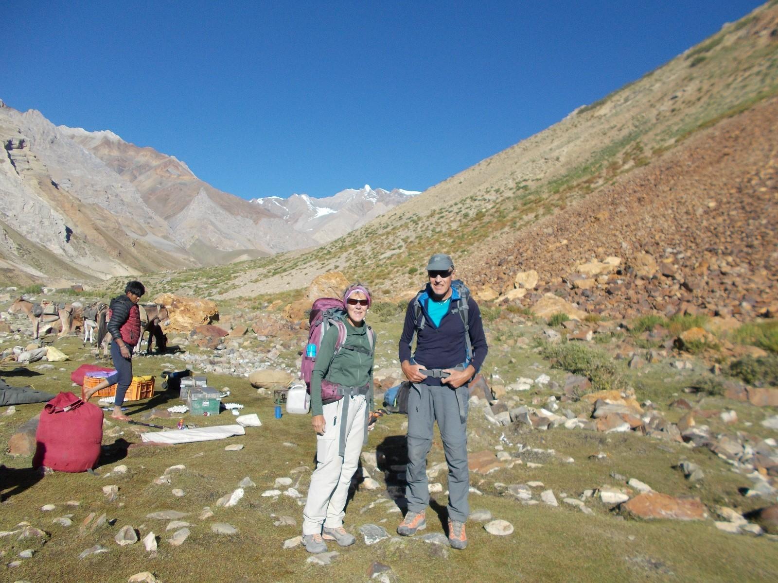 Ladakh Zanskar Traverse - 27 Days