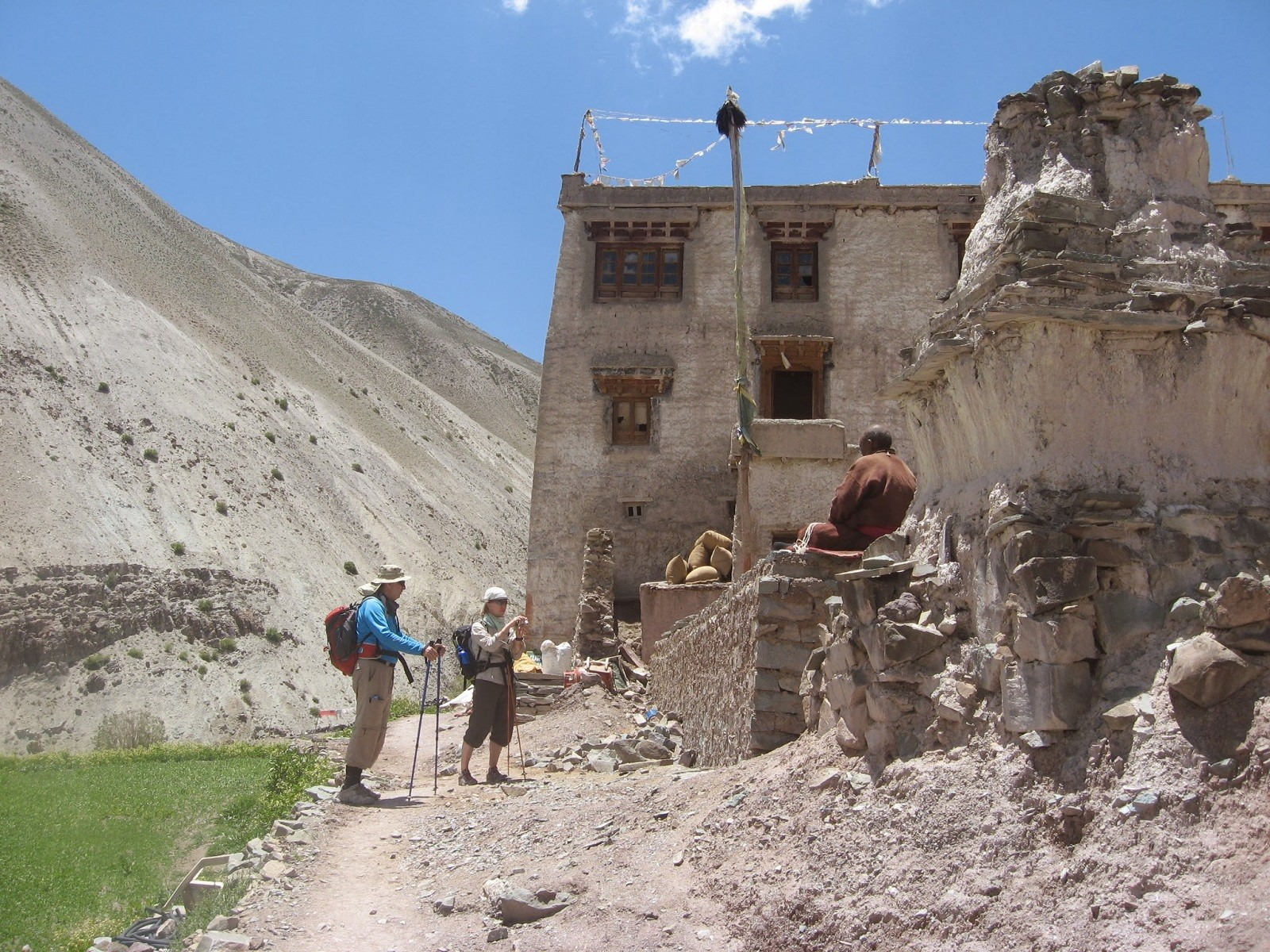 Markha Valley Trek - 6 Days