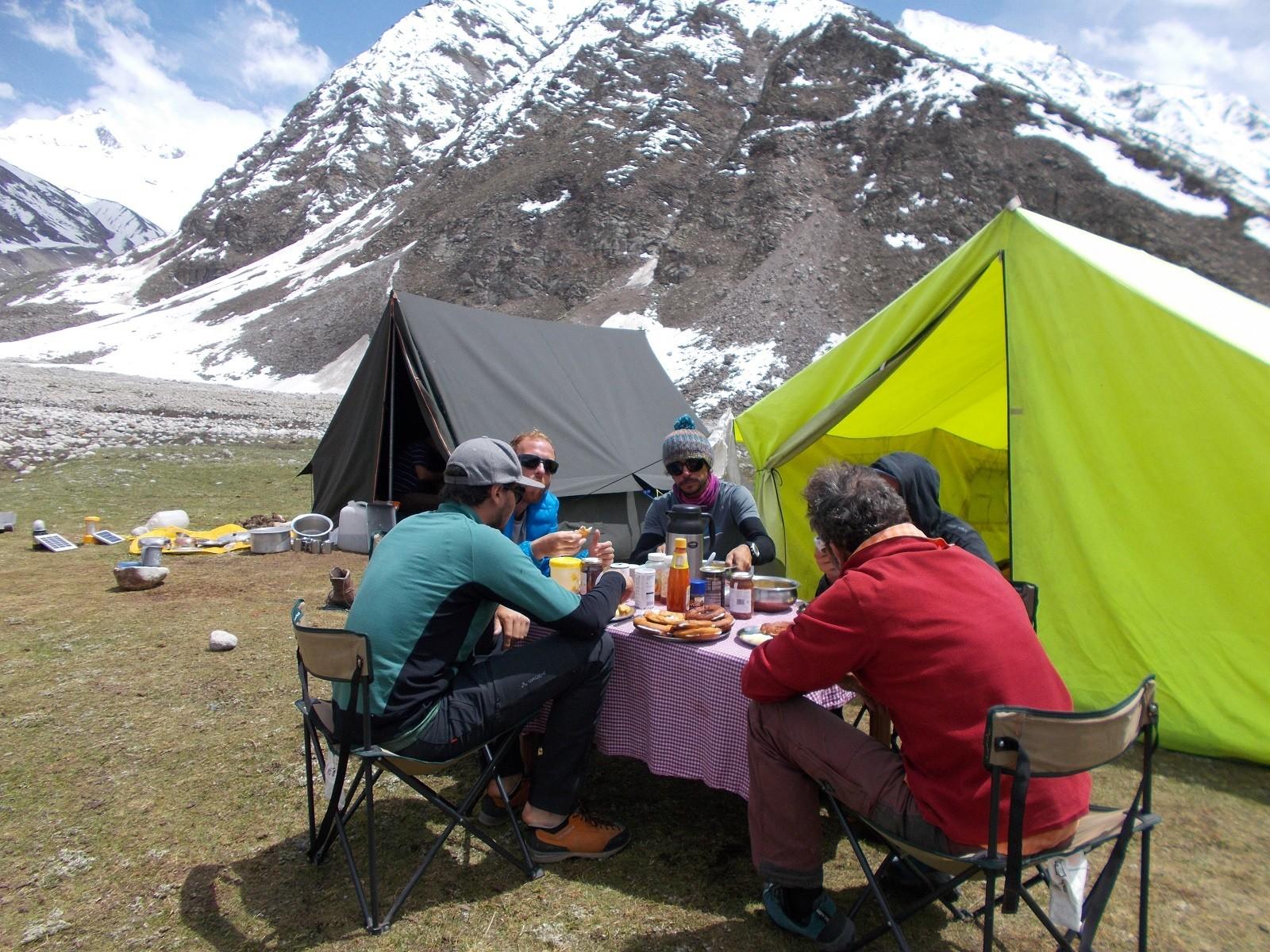 Miyar Valley Trek - 7 Days