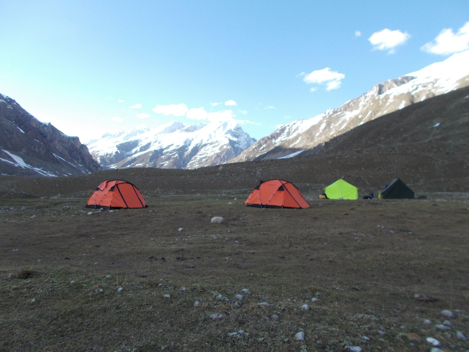 Miyar to Pangi Valley Trek - 13 Days
