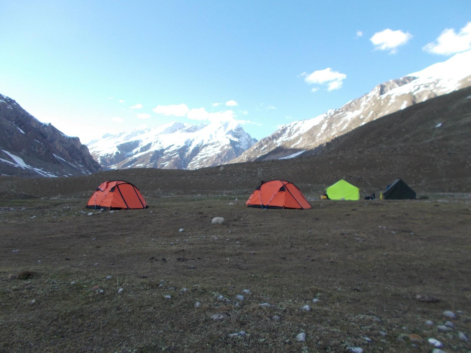 Miyar to Pangi Valley Trek - 13 Days