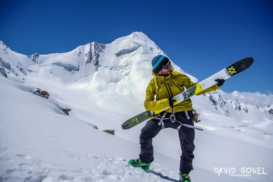 Skiing Expedition in Lahaul