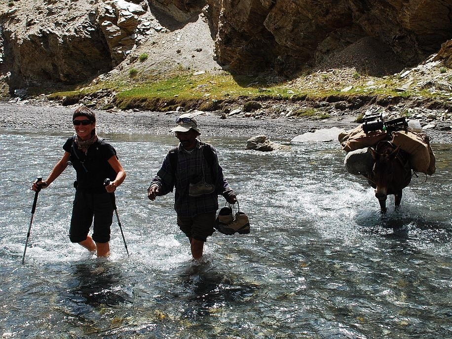 Spiti to Ladakh Trek - 20 Days