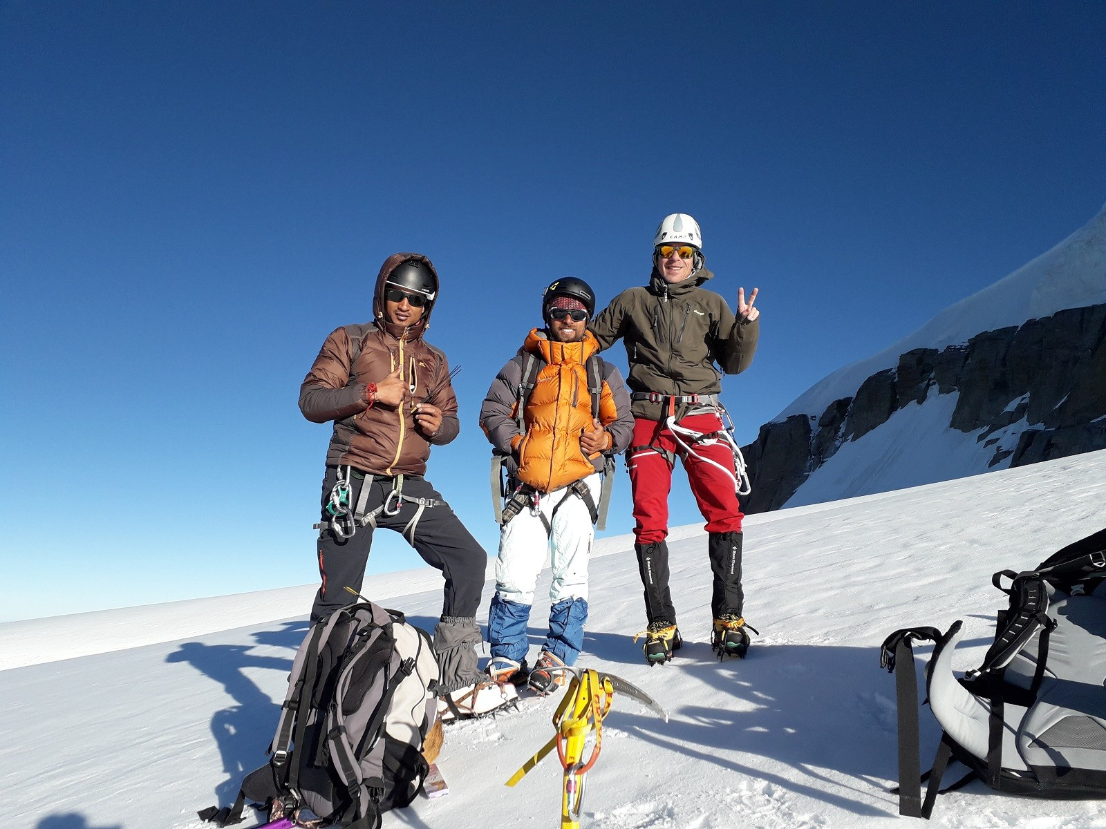 Mount Deo Tibba Peak - 14 Days